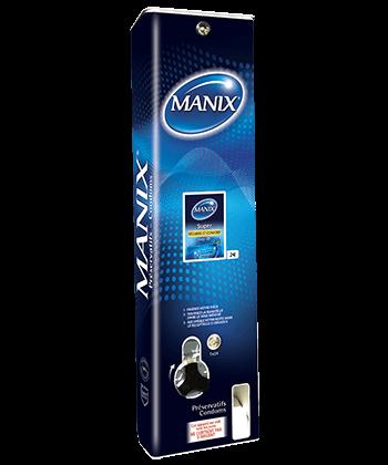 Manix Distributeur Mécanique