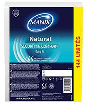 Manix Natural 144